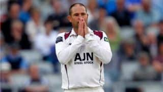 Northants release South Africa's Andrew Hall