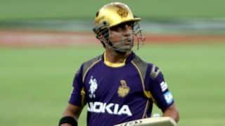 Gambhir leads Kolkata to 8-wicket win