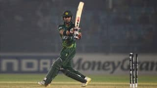 Shehzad: Hundred was fitting reply to critics