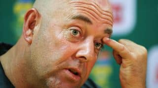 Darren Lehmann wins one-year contract extension