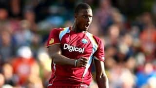 Holder replaces Bravo as West Indies skipper for ODIs