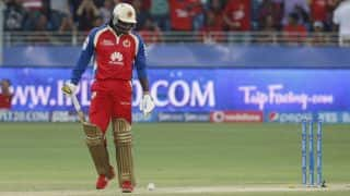 IPL 2014: Kings XI Punjab (KXIP) vs Royal Challengers Bangalore (RCB), Match 18 at Dubai