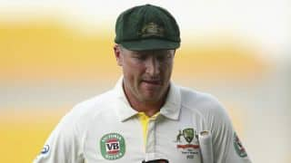 Haddin may lead if Clarke is ruled out for India series
