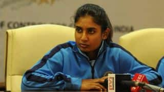 Mithali says beating England will be big