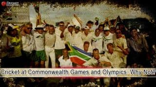 Cricket at Commonwealth Games and Olympics