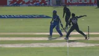 IPL 2011: Tendulkar was given out off a wrong replay