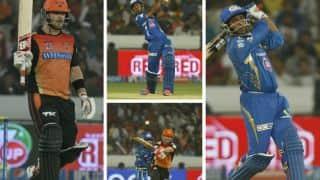 IPL 7: SRH vs MI, stats review