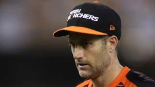 Perth Scorchers reprimanded over slow over rate