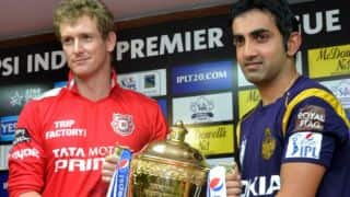 IPL Finals Statistical Preview ahead of 2014 final clash