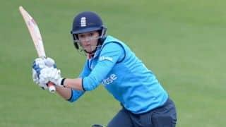 Sarah Taylor wins Women's ODI Cricketers of the Year Award