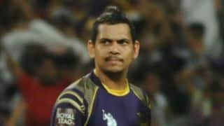 Sunil Narine opts to play in IPL 2014 final