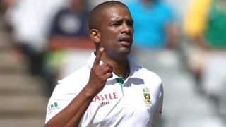 Philander No 1 Test bowler, replaces Steyn