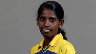 Udeshika Prabodani grabs No 1 spot for bowlers in T20's