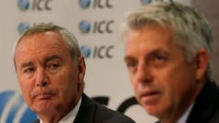 ICC's Big Three Proposal: Full Statement