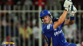 Rajasthan close in on big win over Delhi