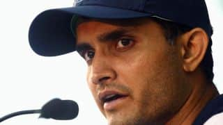 Ganguly urges students to 'give all'