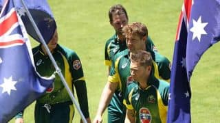 Clarke: Not possible to miss Australia Day game