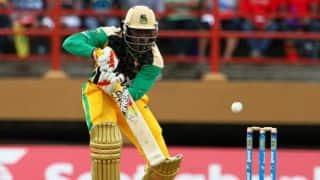 Gayle's knock takes Jamaica to 7-wicket win over Antigua