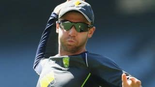 Hughes disappointed at missing out on Zimbabwe tour