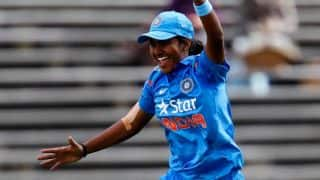 Shikha Pandey's all-round performance