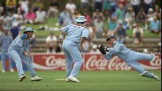 ICC World Cup 1992:Pakistan saved by rain vs England
