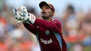 Ramdin rues series loss to England