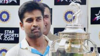 Vinay Kumar praises Karnataka after Ranji Trophy win