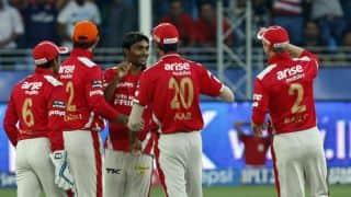 Punjab bowlers stifle Kolkata