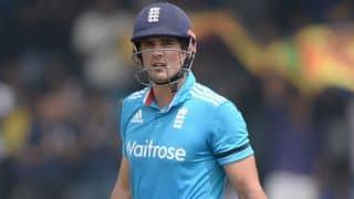 Cook gutted to be left out of World Cup squad