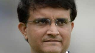 Ganguly: Hope India-Pakistan cricket starts soon