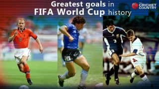 FIFA World Cup: 10 best goals scored in event history