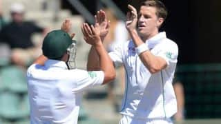 Philander and Morkel decimate WI