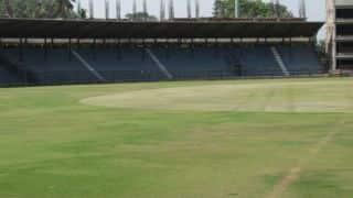 BCCI satsified with facilities at Barabati stadium