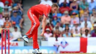 Broad fined 15 percent of match-fee by ICC