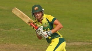 Aus Women complete 4-0 whitewash