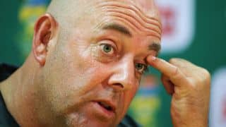 Australia were 'disappointing', says Lehmann